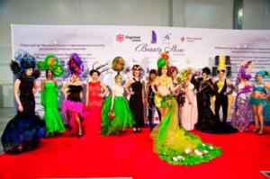 Отборочный тур Чемпионата России по парикмахерскому искусству, декоративной косметике и маникюру 2017г